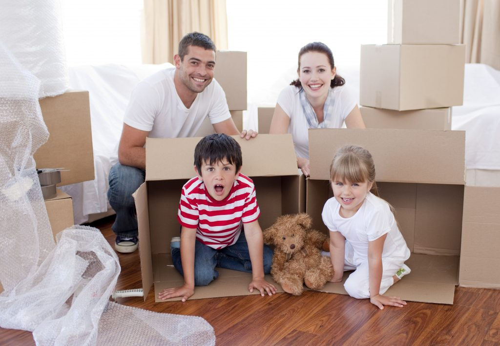 Moving with KIDS?  3 Tips to Ease Your Transition to a New City