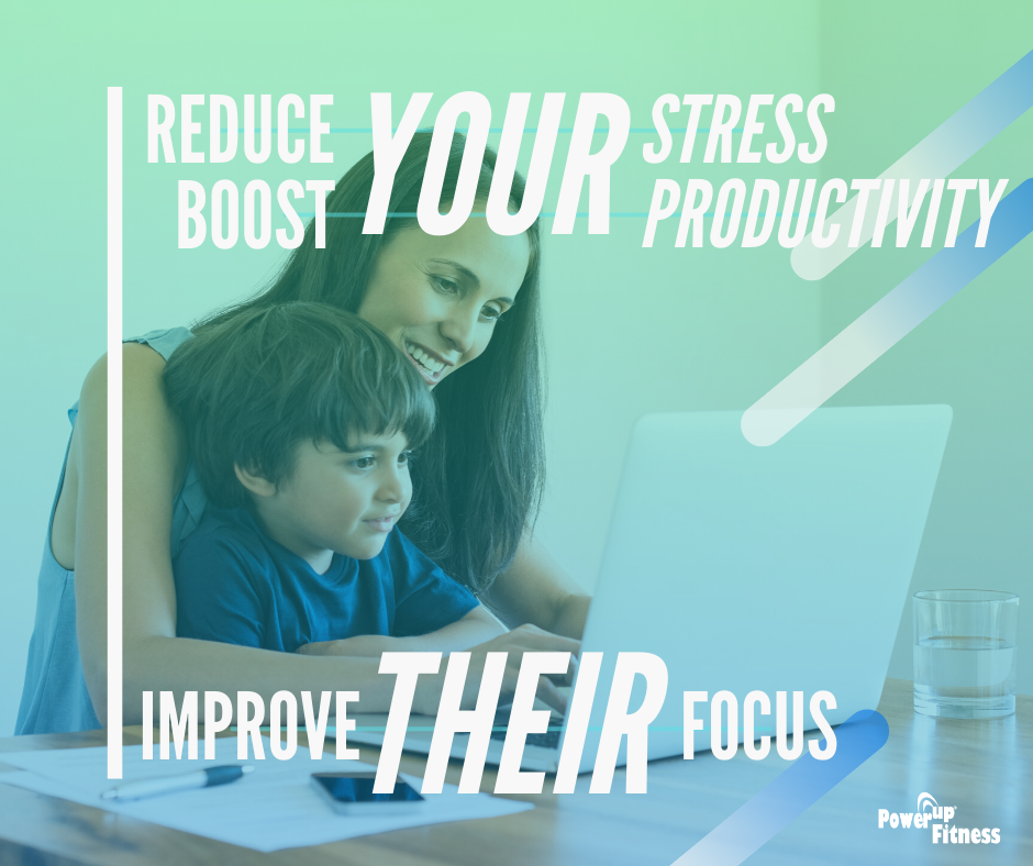 Read this to increase your (and your family's) productivity and decrease your stress in 5 minutes!