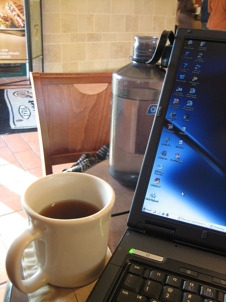 Working from Home:  Making it work for YOU and your EMPLOYER!