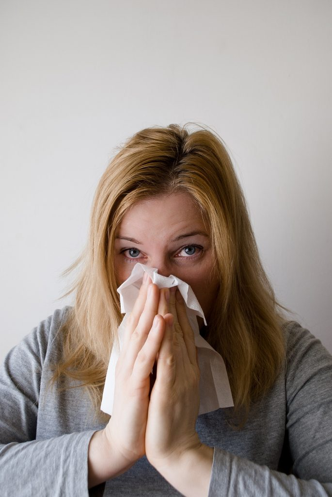 Interviewing With the Flu: Why Don't You Want to Shake My Hand?